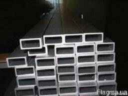 Труба прямоугольная алюминиевая 30х20х1, 5мм