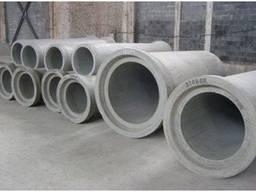 Труба розтрубна бетонна ТБ 60.50-2