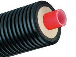 Труба с изоляцией пеноплиуретаном Austropur 160х14. 6мм