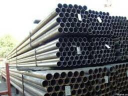 Стальные электросварные трубы водогазопроводные ГОСТ 3262-75