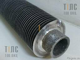 Труба стальная цельнотянутая оребренная 20х1, 5х38 мм