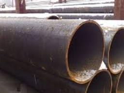 Труба стальная электросварная ф 133х4 мм ГОСТ 10705