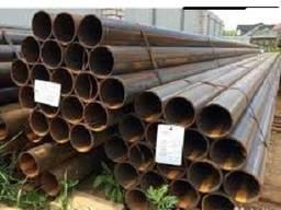 Труба стальная электросварная ф 51х1. 5 мм ГОСТ 10705