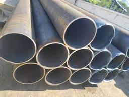 Труба стальная г/к 108*4 ГОСТ 8732- цена 29 грн. за 1 кг