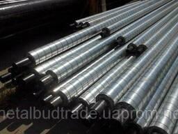 Труба стальная в оцинкованной (Spiro) оболочке 108/200 мм