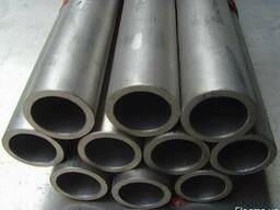 Титановая труба