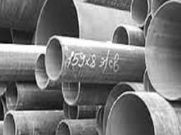 Труба титановая 50х8 мм марка ВТ 1-0 длина