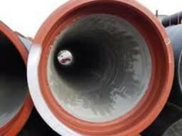 Труба ВЧШГ 300