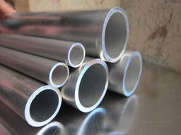 Труба круглая алюминиевая Д16Т, Д1Т, Д16АТ, Д16, В95