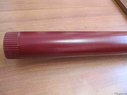Труба водостічна в кольорі d100 мм