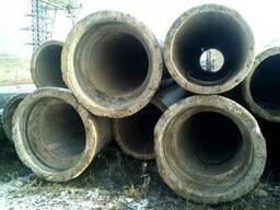Труби бетонні, ж/б, залізобетонні, діам.500 мм. дл 5м. б/у