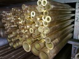 Труба бронзовая БРАЖ9-4 ф.16мм-80мм ціна купити гост
