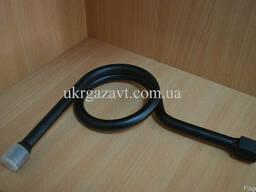 Трубка сифонная прямая или угловая с петлей и без Перкинса