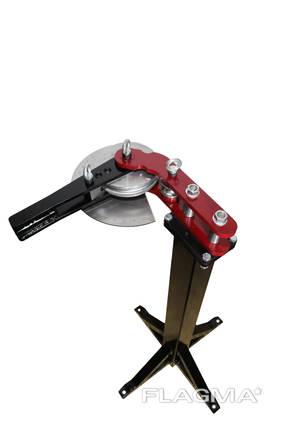 Трубогиб ручной рычажный для круглой и профильной трубы Гефест 1