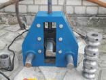 Трубогиб електро на 2.2 кВт с электроприводом - фото 1