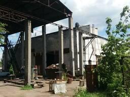 Завод 4. 500 метров с участком 2. 12 гектар, район Аэропорта