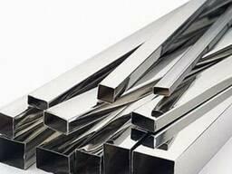 Трубы алюминиевые профильные 20х30х2мм
