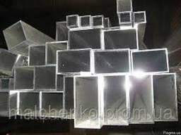 Трубы алюминиевые профильные (квадратные,прямоугольные)