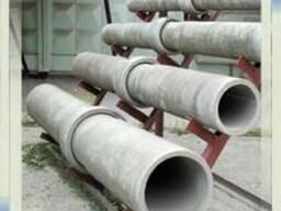 Трубы асбестоцементные ВТ-6 ( от D-500 до D-100)