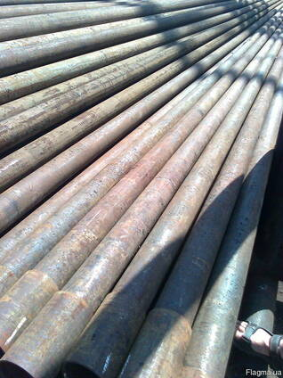 Трубы буровые НКТ б/у ф60х5, ф73х5, ф89х6, ф102х8, ф127х9