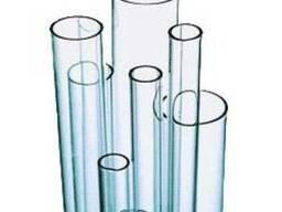 Трубы кварцевые, трубки из кварцевого стекла
