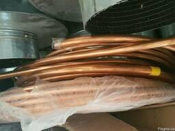 Трубы медная 28,58 мм (1 1/8 дюйма)