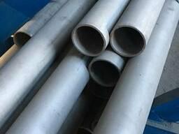 Нержавеющие трубы ф3-325мм, 10х10-100х100мм, в т. ч. импорт