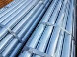 Трубы оцинкованные водогазопроводные (ГОСТ 3262-75,10704-91) - фото 1