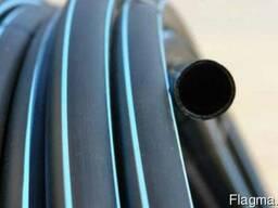 Труба водопроводная из полиэтилена ПЕ100
