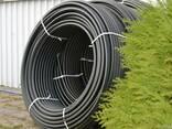 Трубы ПЕ, ПВХ для водопровода, газопровода - фото 4
