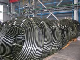 Трубы полиэтиленовые для газоснабжения Д-630 мм ПЭ-100