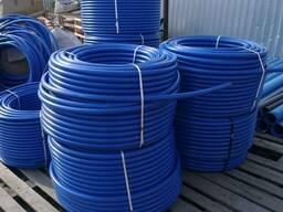 Трубы полиэтиленовые для воды и газа д.20-400мм