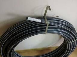 Трубы полиэтиленовые технические с протяжкой ф16-32мм