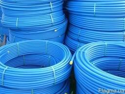 Трубы полиэтиленовые водопроводные 25 - 400 мм