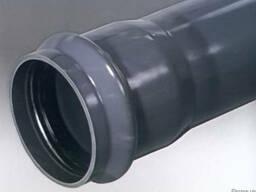 Труба ПВХ 110х2. 7х6000мм для напорного водопровода