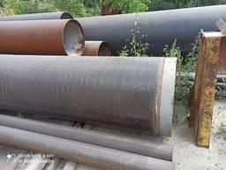 Трубы стальные 720х9, 0мм ГОСТ 10704 изолированные (вус)