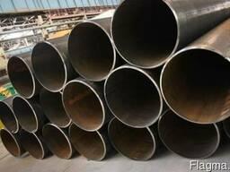 Труба электросварная 377х9 мм ст.3 ГОСТ 10704-91