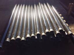 Трубы стальные изолированные водогазопроводные ГОСТ 3262-75