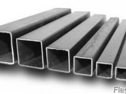 Алюминиевая труба 20x20x2, 3