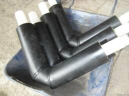 Трубы теплоизолированные