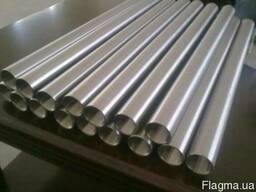 Трубы титановые бесшовные ф 28х4, 5 мм ВТ1-0