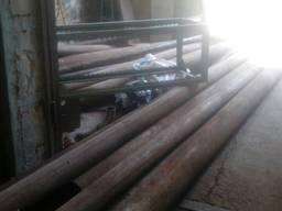 Трубы бу металл Продам срочно деловой лом