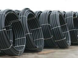 Трубы водопроводные полиэтиленовые ПЭ-80