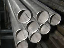 Трубы ВТ1-0 титан 50х2 мм