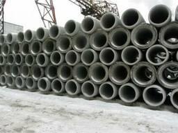 Трубы ж\б безнапорные раструбные D=400 мм