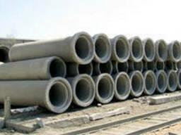 Трубы железобетонные безнапорные раструбные ТБ 80. 50-2