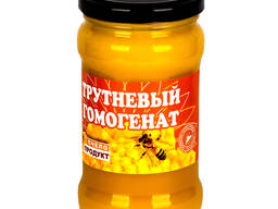 Трутневое молочко, консервированное медом 400 мл.