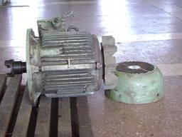 Трёхфазный электродвигатель 7, 5 кВт 1450 об/мин