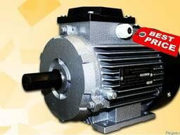 Трёхфазный электродвигатель АИР100 L4 (4 кВт, 1500 об/мин)