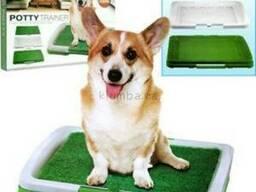 Туалет для собак Potty Pad For Dogs - подстилка для собаки